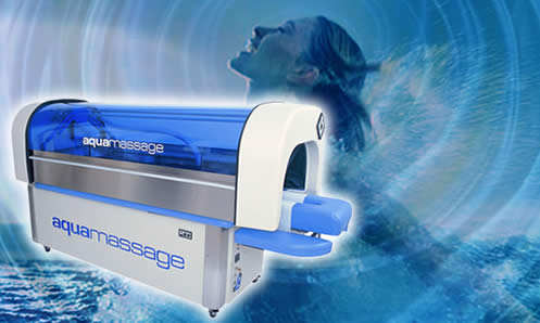 Nieuw: Aquamassage!